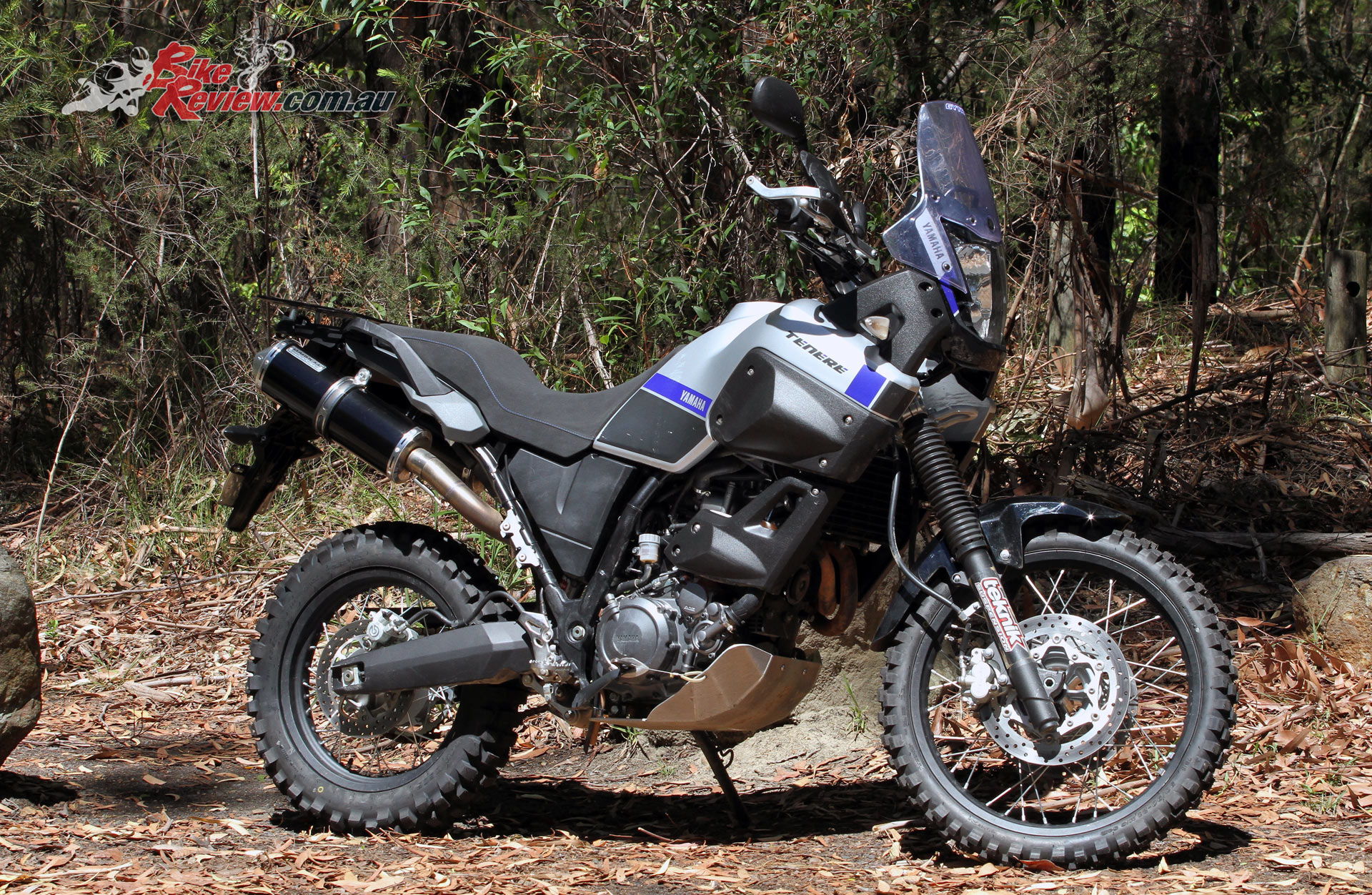 Honda Riding Gear >> Review: 2016 Yamaha Tenere XTZ660 - Bike Review