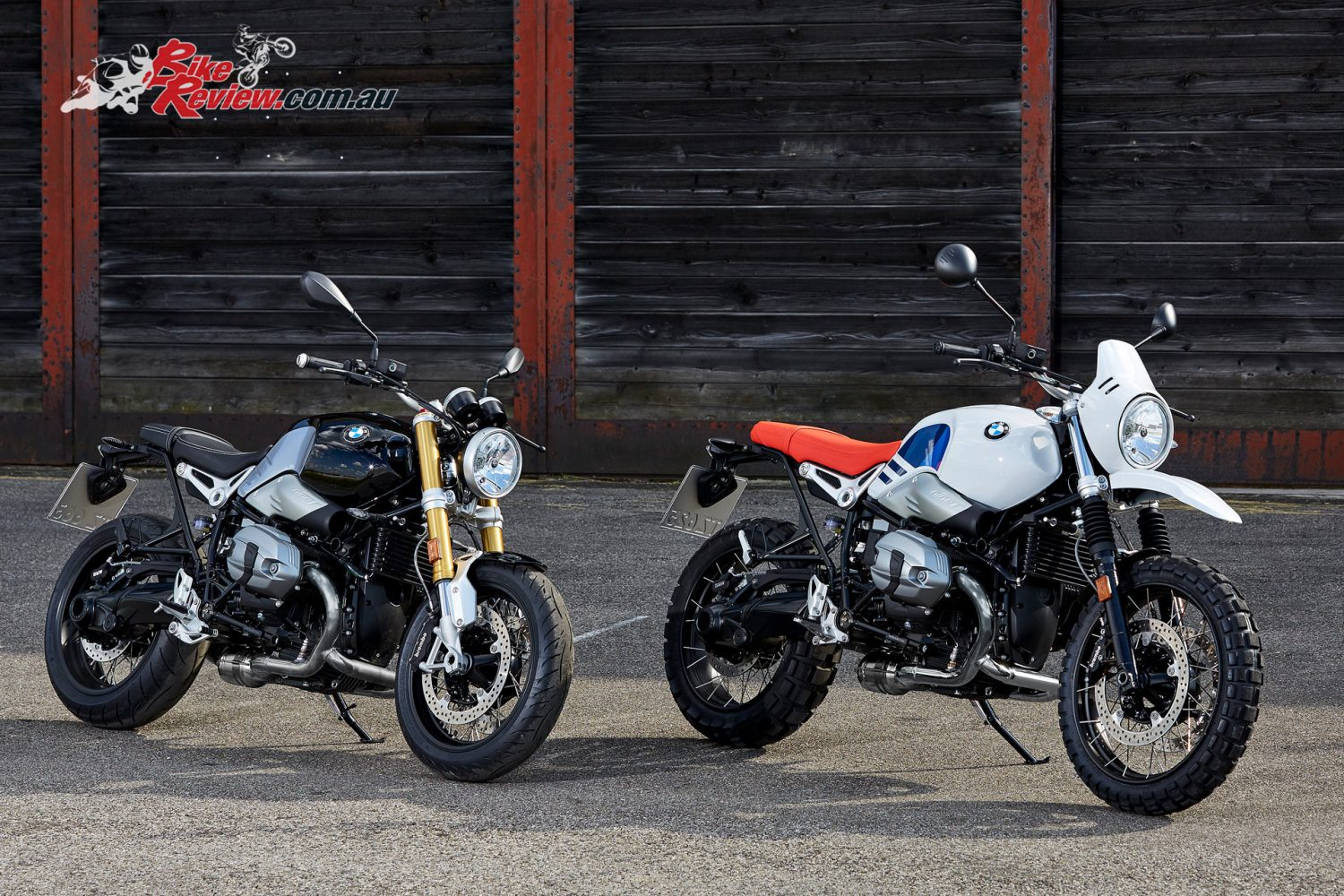 2017 bmw r ninet r ninet urban gs bike review. Black Bedroom Furniture Sets. Home Design Ideas