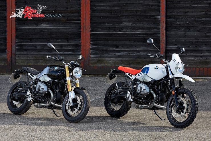 2017 Bmw R Ninet R Ninet Urban Gs Bike Review