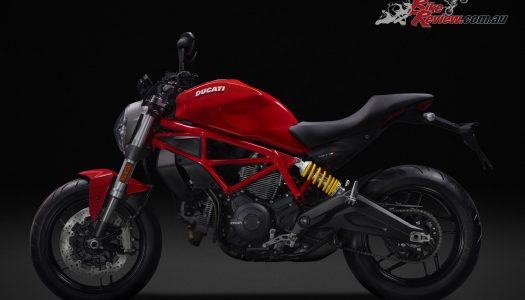 2017 Ducati Monster 797 revealed