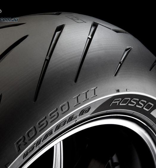 Pirelli Diablo Rosso III tyres