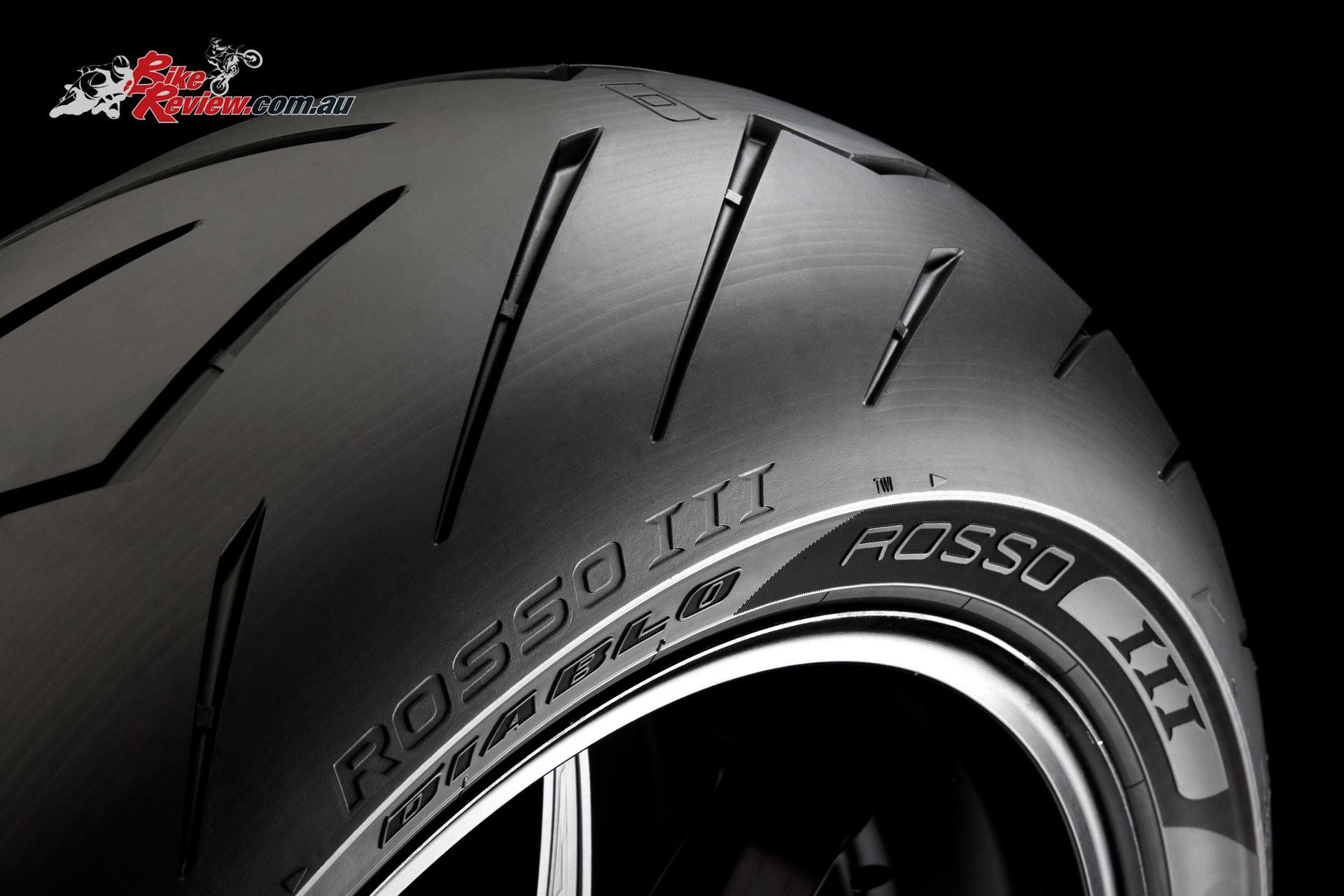 Pirelli Tires Review >> New Product: Pirelli Diablo Rosso III tyres - Bike Review