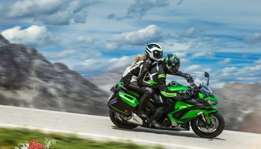 Kawasaki's 2017 Ninja 1000 now available!
