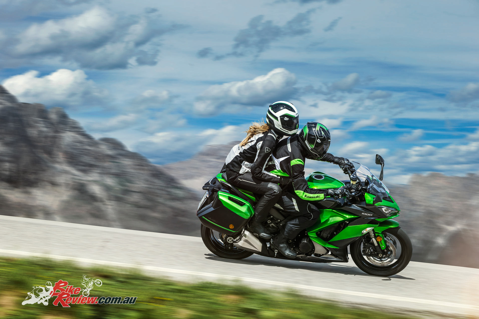 Kawasaki's 2017 Ninja 1000 now available! - Bike Review