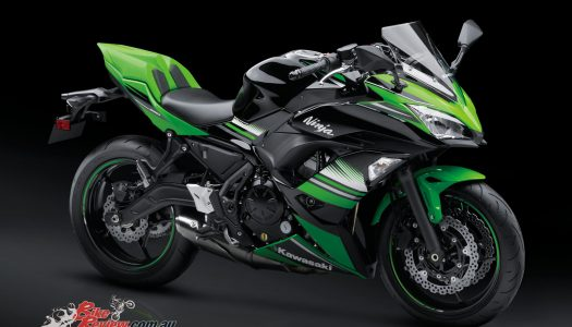 Kawasaki's 2017 Ninja 650 & 650L available now!