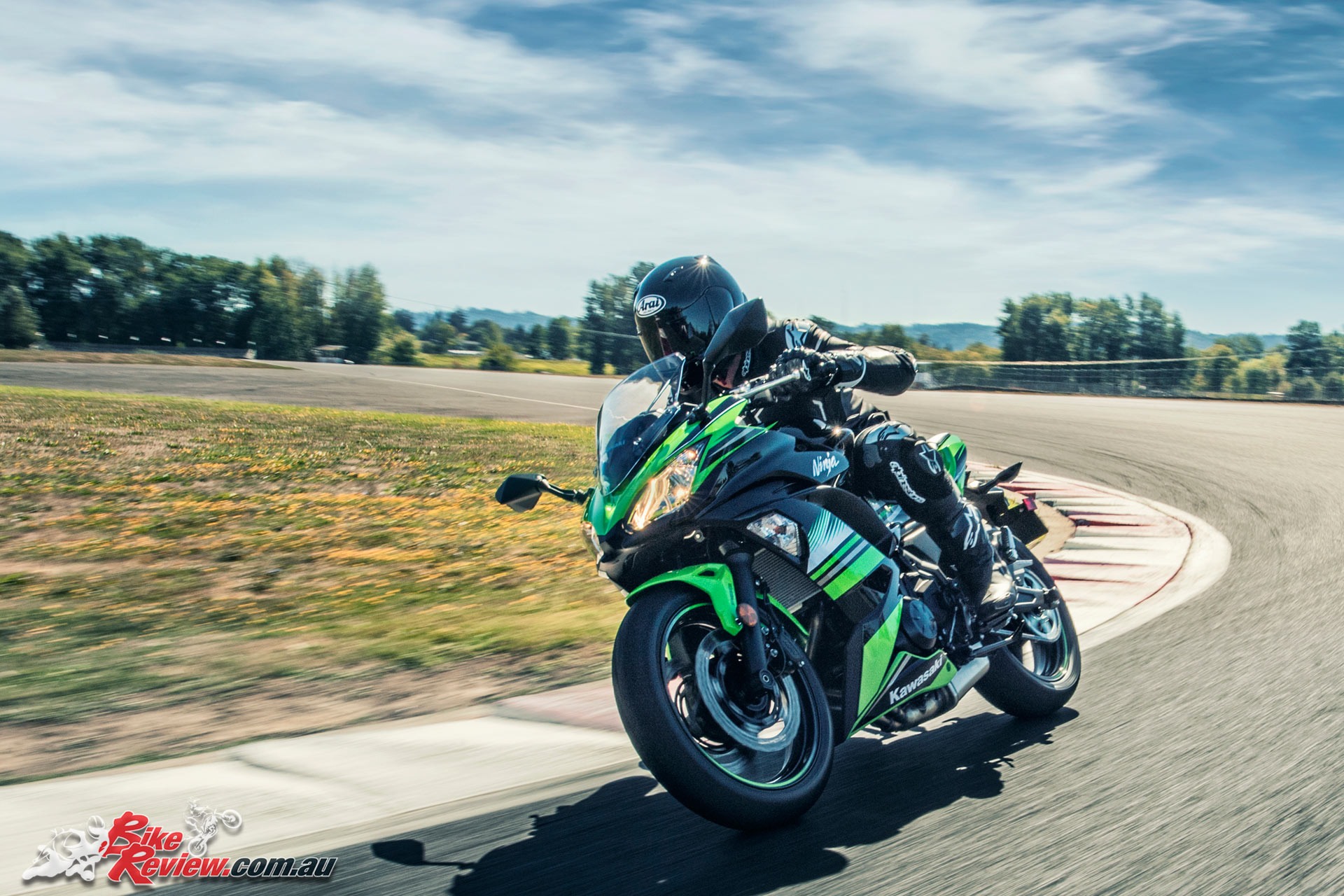 kawasaki ninja   bike review