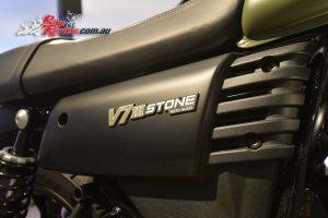 2017 Moto Guzzi V7 III - Stone