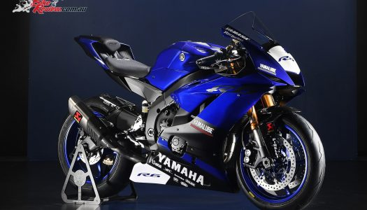 2017 Yamaha YZF-R6 'Racing Edition'