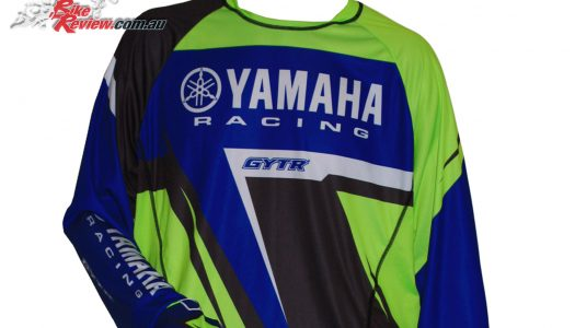 New Product: Yamaha Racing MX Gear