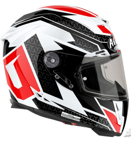 Airoh GP500 Red Gloss Helmet