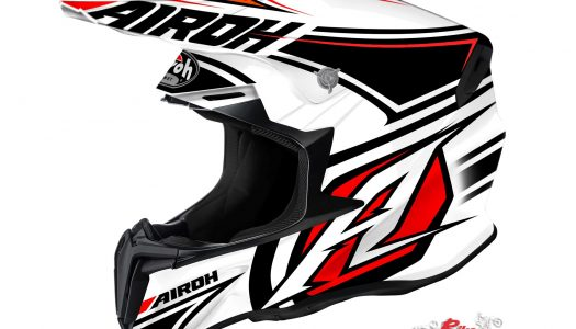 New Product: Airoh Twist helmet