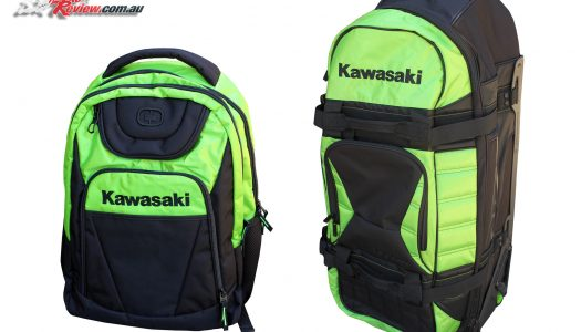 Kawasaki release OGIO Backpacks