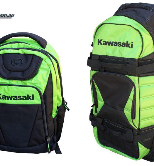 Kawasaki OGIO Backpack & Gear Bag