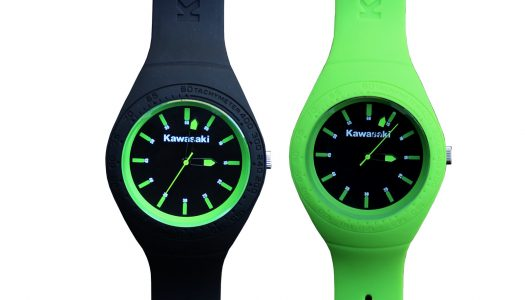 New Product: Kawasaki Silicone Watch