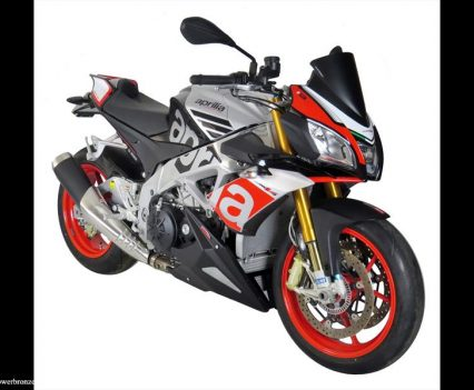Powerbronze Aprilia Tuono V4 1100 accessories