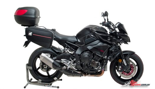 New Product: Ventura available for Yamaha MT-10