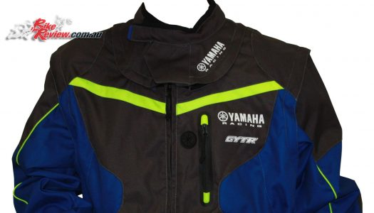 New Product: Yamaha Racing Enduro Jacket