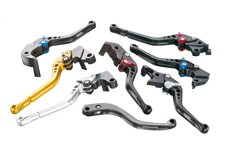 Pazzo Racing levers