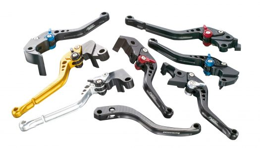 New Products: Pazzo levers from RatedR Parts