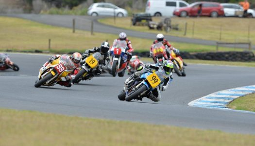 Island Classic launches FIM Oceania Historic RR Cup