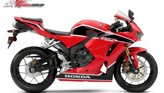 Honda reveal 2017 CBR600RR