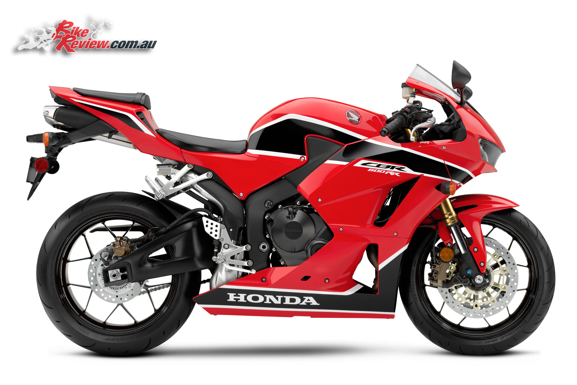 Honda Riding Gear >> Honda reveal 2017 CBR600RR - Bike Review