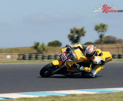 2017 International Island Classic - Jeremy McWilliams on his way to win number three