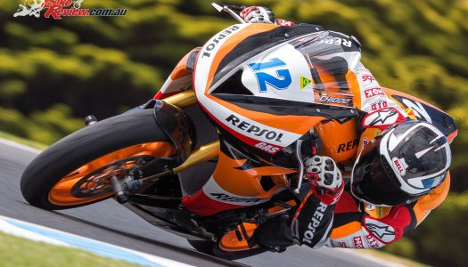 Chiodo blazes to Phillip Island ASBK Supersport pole
