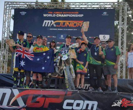 2016 WMXJ Championship Russia - Image: Glenn Macdonald Racing6