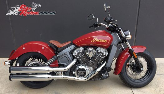 2017 Indian Scout Franklin Edition