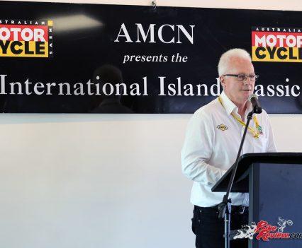 2017 Island Classic Award Ceremony - Ferguson Cameron