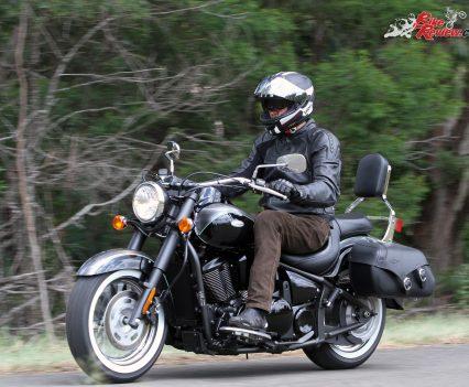 2017 Kawasaki Vulcan 900 Classic