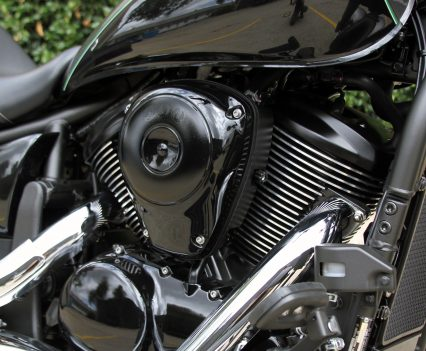2017 Kawasaki Vulcan 900 Classic - The powerplant offers strong torque and is incredibly flexible