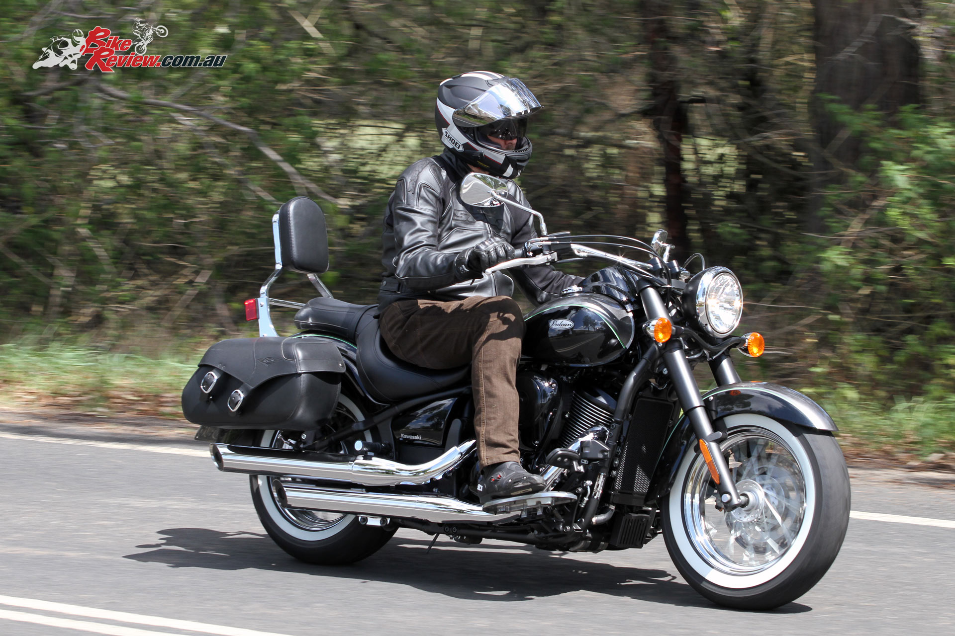 Quick Test Kawasaki Vulcan 900 Classic Bike Review