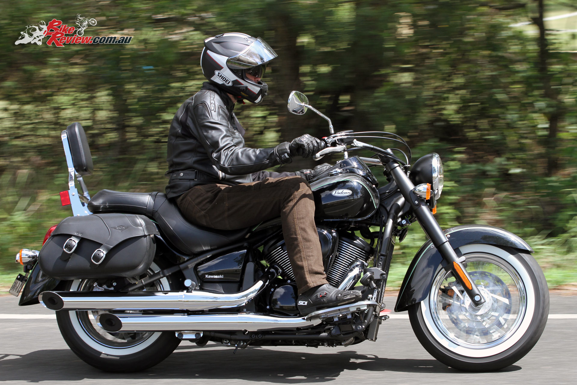 Kawasaki Vulcan Review