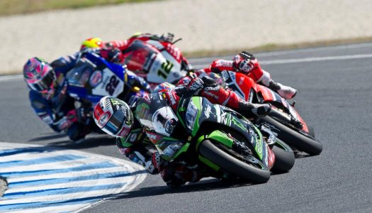 Kawasaki's Jonathan Rea does the PI double – again!