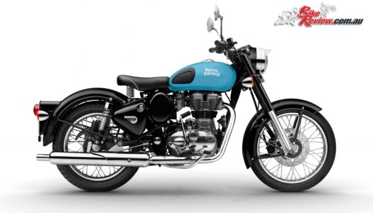 Royal Enfield introduce Redditch Edition Classic 350