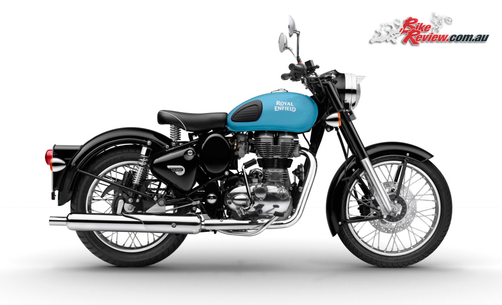 Royal Enfield Introduce Redditch Edition Classic 350 Bike Review