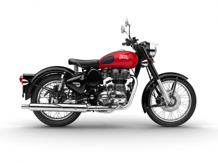 2017 Royal Enfield - Classic 350 Redditch Edition