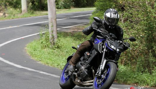 Review: 2017 Yamaha MT-09