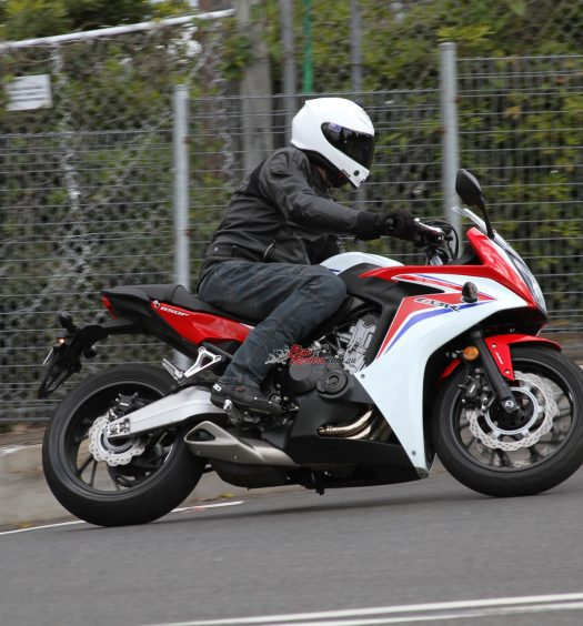Bike Review 2016 CBR650F 201720160826_1377