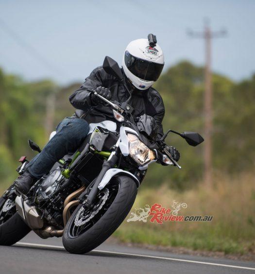 2017 Kawasaki Z650L