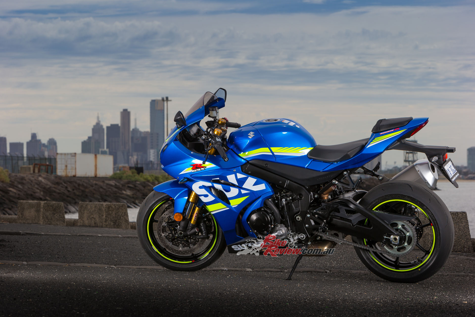 Review 2017 Suzuki Gsx R1000r Bike Review