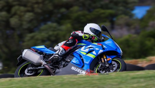 Video Review: 2017 Suzuki GSX-R1000R