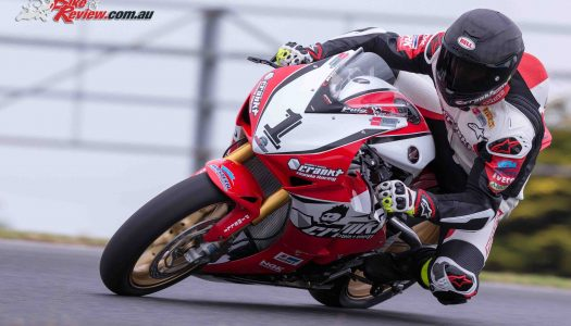 ASBK Champion Troy Herfoss set for title defence