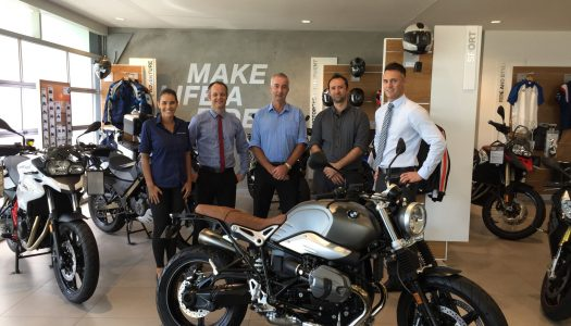 BMW Motorrad 2016 Dealer of the Year Awards