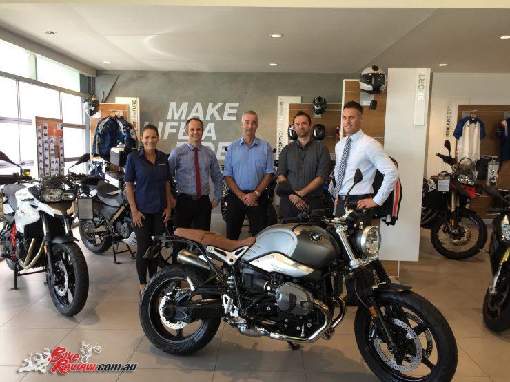 Westco BMW Motorrad - 2016 BMW Motorrad Dealer of the Year