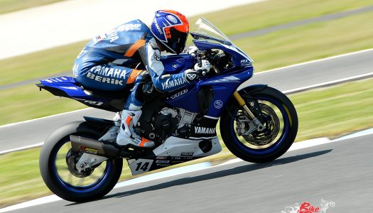 Frustrating opening round for Maxwell, Allerton in ASBK