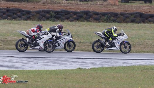 ASBK Round 2: YMF R3 Cup and GP Juniors