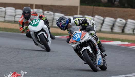 Reid Battye wins Australian Supersport 300 Race 1